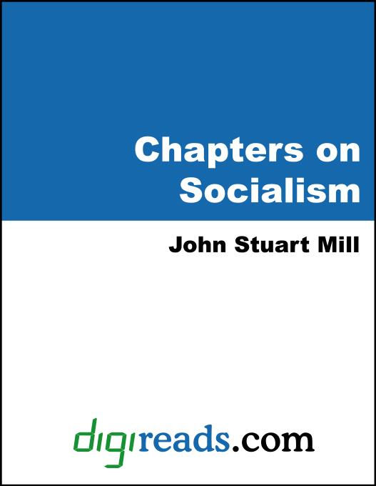 Chapters on Socialism EB9785551382270