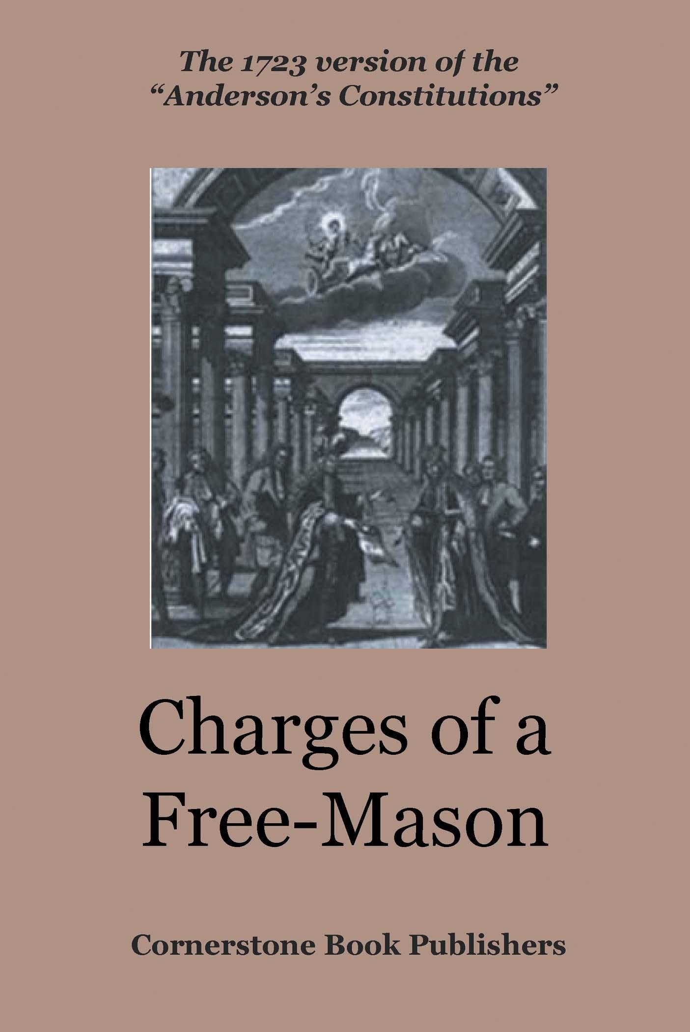 Charges of a Free-Mason EB9785551438151