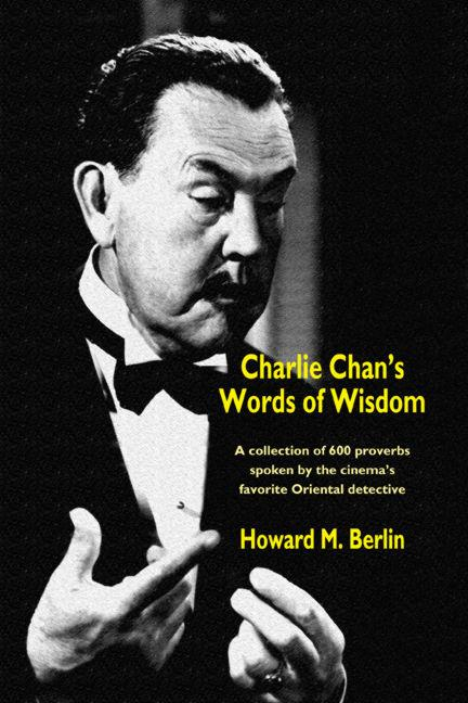 Charlie Chan's Words of Wisdom EB9785551116875