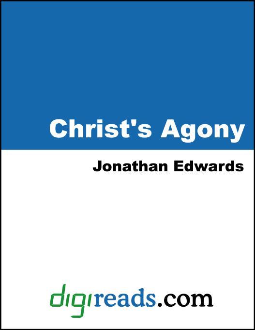 Christ's Agony EB9785551380290