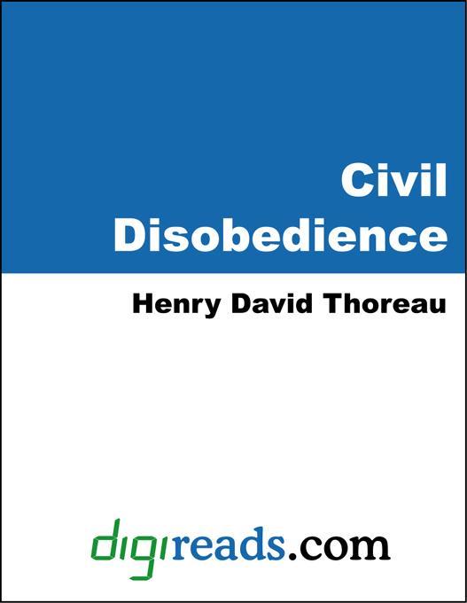 Civil Disobedience EB9785551310297