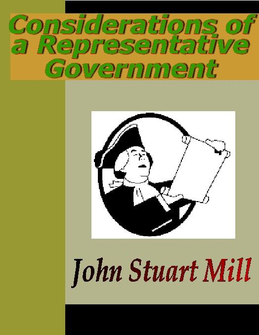 Considerations of a Representative Government EB9785551297062