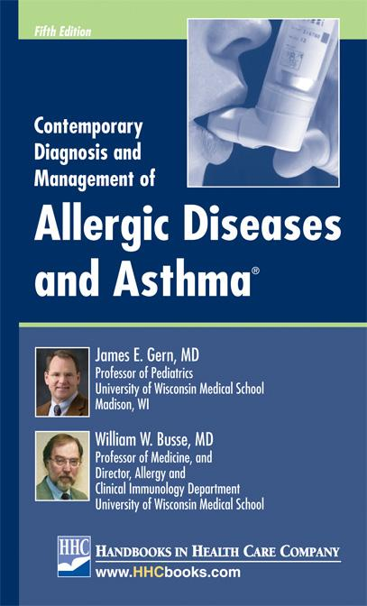 Contemporary Diagnosis and Management of Allergic Diseases and Asthma? EB9785551813224