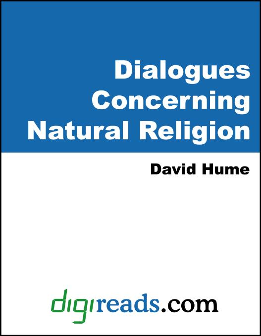 Dialogues Concerning Natural Religion EB9785551331599