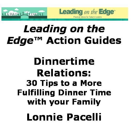 Dinnertime Relationship Builders 30 Tips to a More Fulfilling Dinner Time with Your Family EB9785551493143