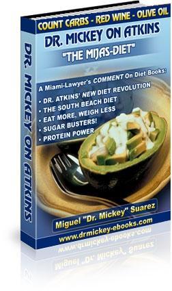Dr. Mickey On Atkins - The Mijas-Diet EB9785551678274