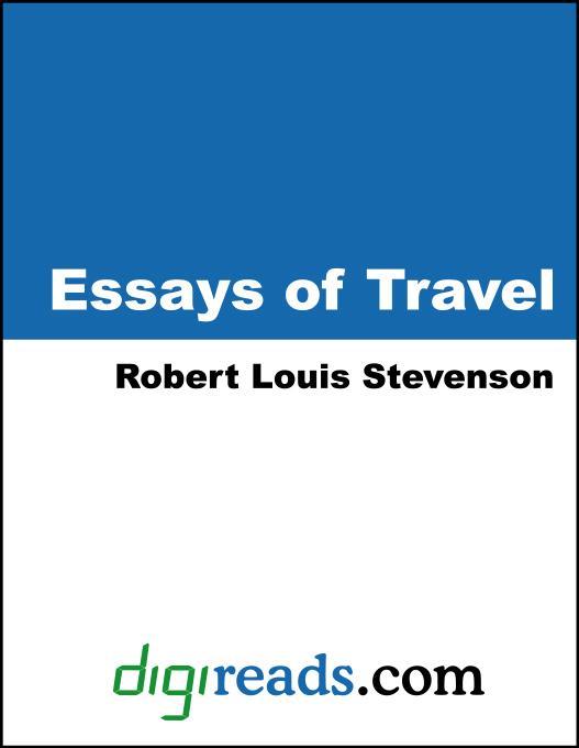 Essays of Travel EB9785551355571