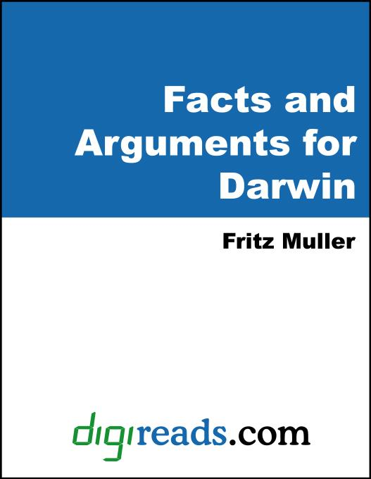 Facts and Arguments for Darwin EB9785551401889