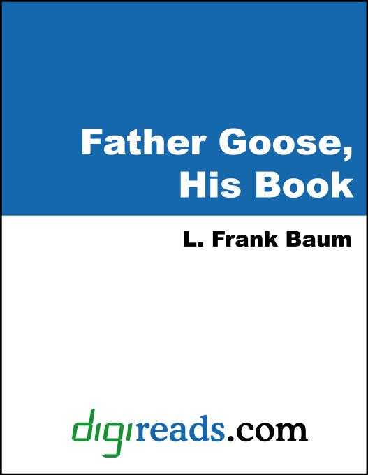 Father Goose, His Book EB9785551396352
