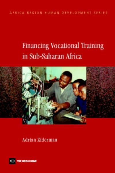 Financing Vocational Training in Sub-Saharan Africa: EB9785551407096