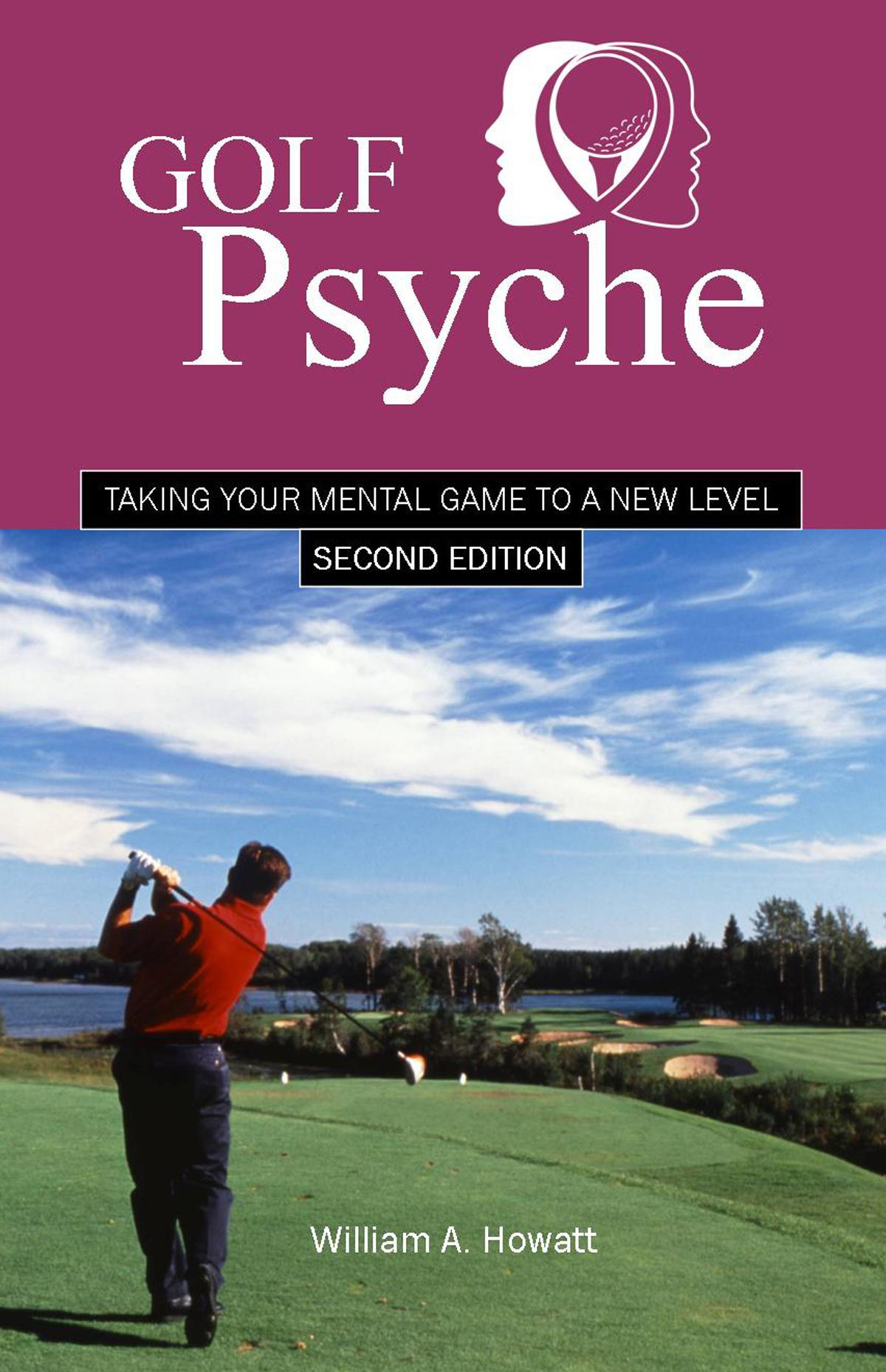 Golf Psyche - Second Edition EB9785551657903