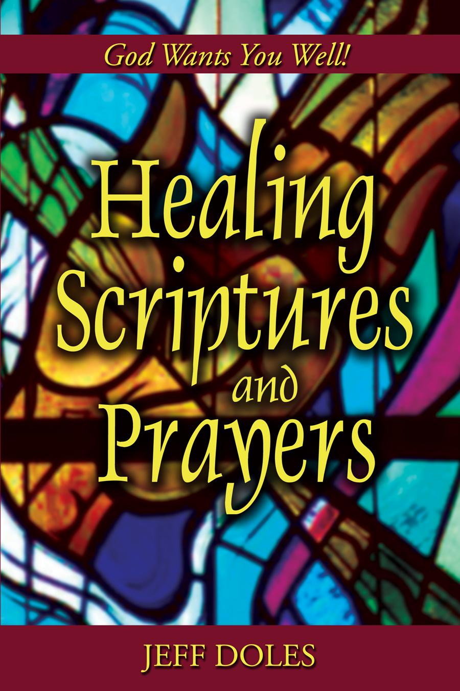 Healing Scriptures and Prayers EB9785551363101