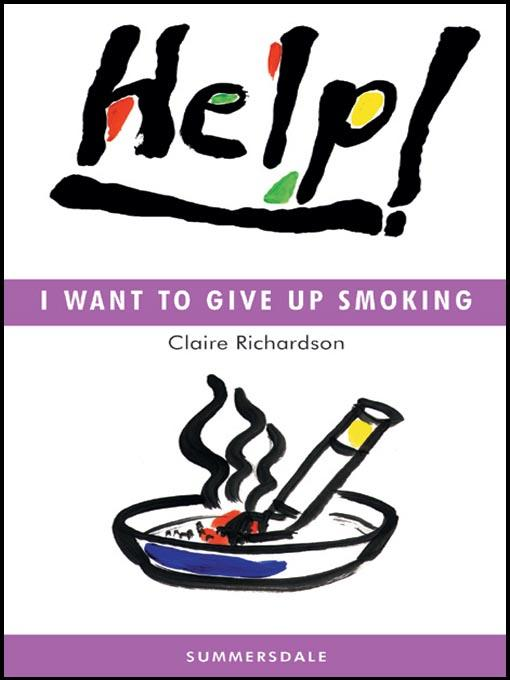 Help! I Want to Give Up Smoking EB9785551601043