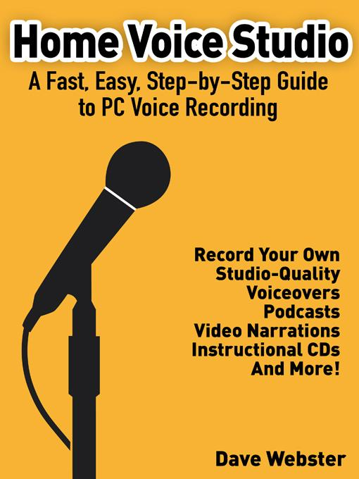 Home Voice Studio EB9785551947394