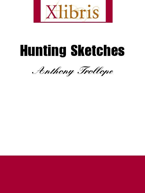 Hunting Sketches EB9785551067801
