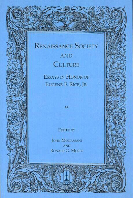 Index to Renaissance Society and Culture EB9785551426295
