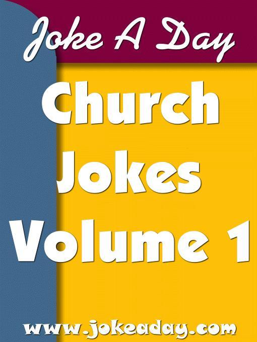 Joke A Day's Church Jokes Volume I EB9785551229827