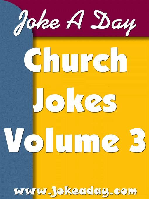 Joke A Day's Church Jokes Volume III EB9785551229858