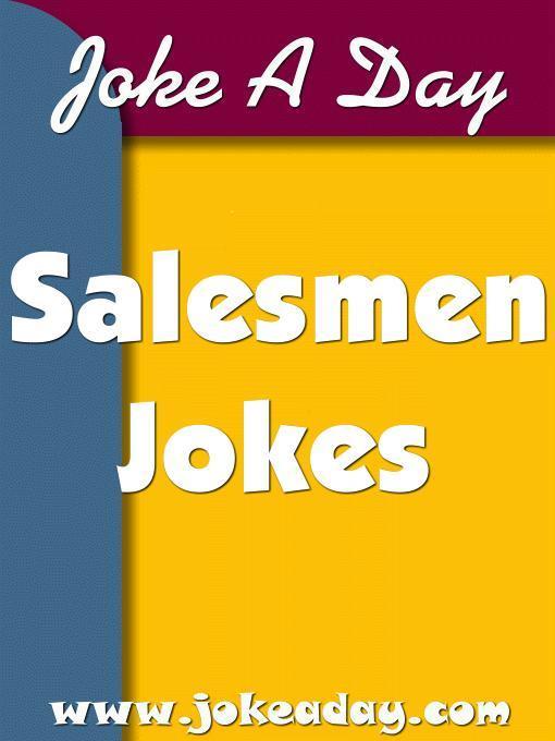 Joke A Day's Salesmen Jokes EB9785551229926