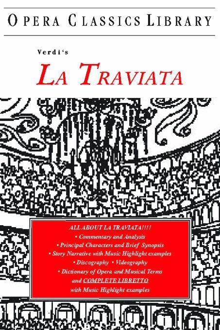 La Traviata / Opera Classics Library Series EB9785551157038