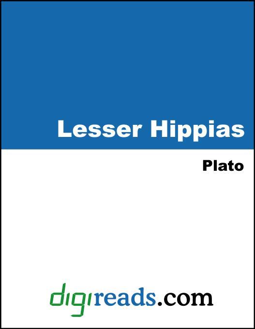 Lesser Hippias EB9785551383703