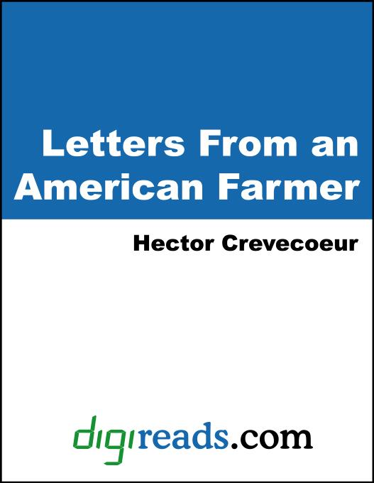 Letters from an American Farmer EB9785551333661
