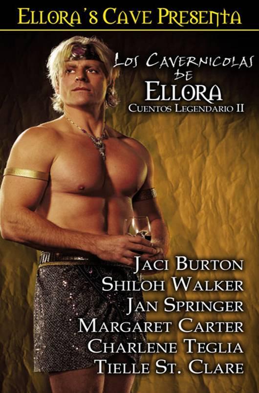 Los Cavernicolas del Ellora: Cuentos Legendario II EB9785551591634