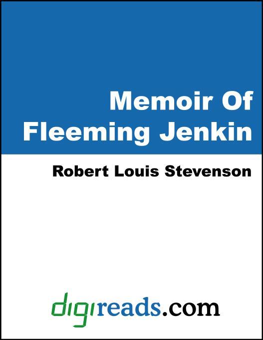 Memoir Of Fleeming Jenkin EB9785551355670