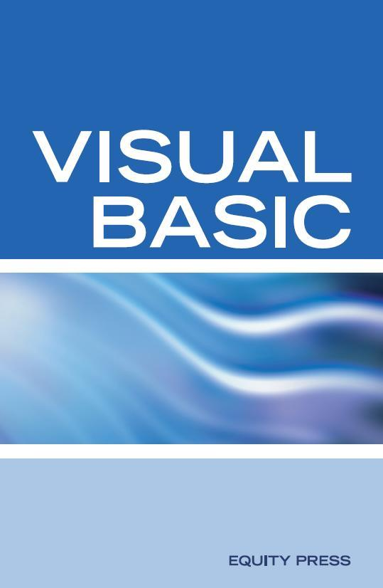 Microsoft Visual Basic Interview Questions: Microsoft VB Certification Review EB9785551703563