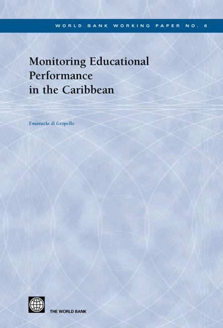 Monitoring Educational Performance in the Caribbean: EB9785551407300