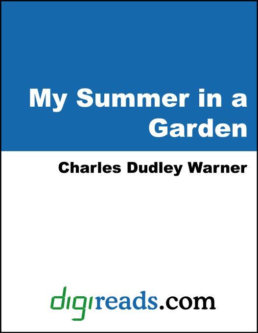 My Summer in a Garden EB9785551326625