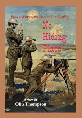 No Hiding Place EB9785551547853