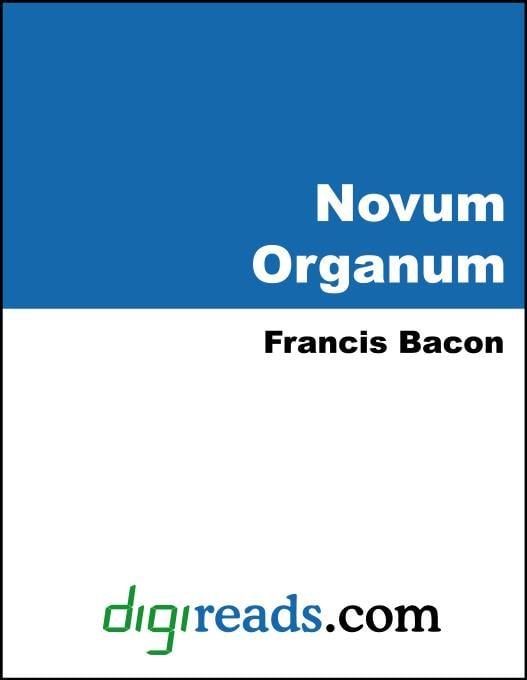 Novum Organum EB9785551396178