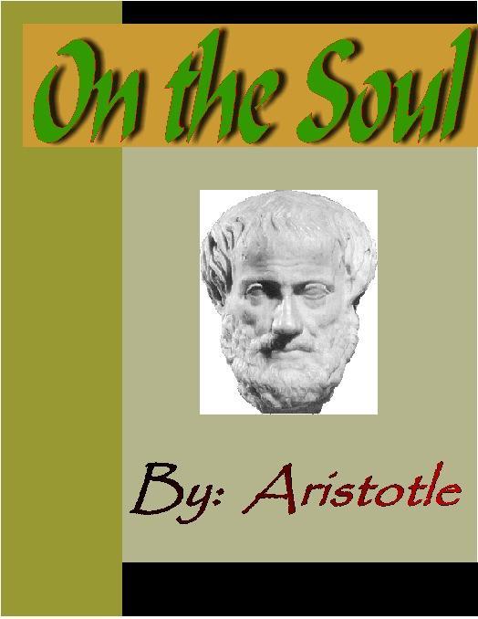 On the Soul - ARISTOTLE EB9785551291077