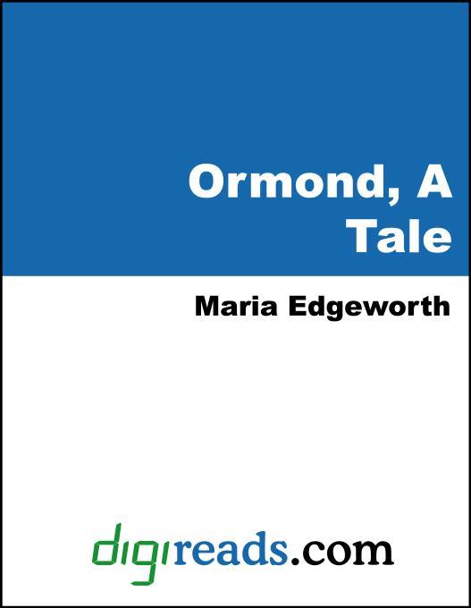 Ormond, A Tale EB9785551398424