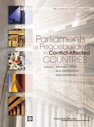 Parliaments as Peacebuilders in Conflict-Affected Countries EB9785551897422