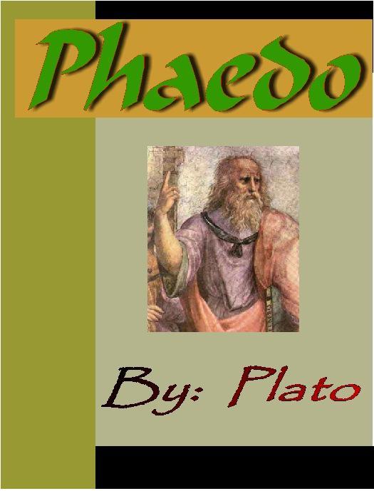 Phaedo - PLATO EB9785551294016