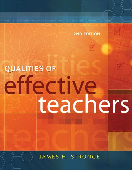 Qualities of Effective Teachers, 2nd Edition EB9785551593249