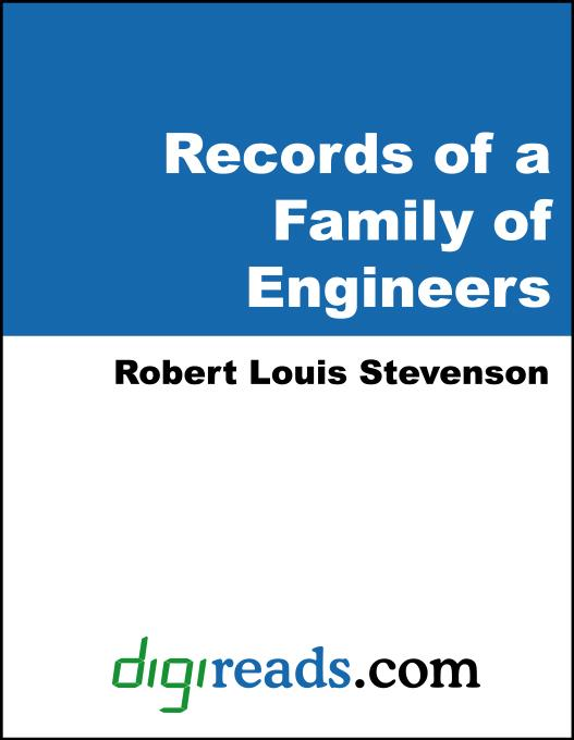 Records of a Family of Engineers EB9785551355922