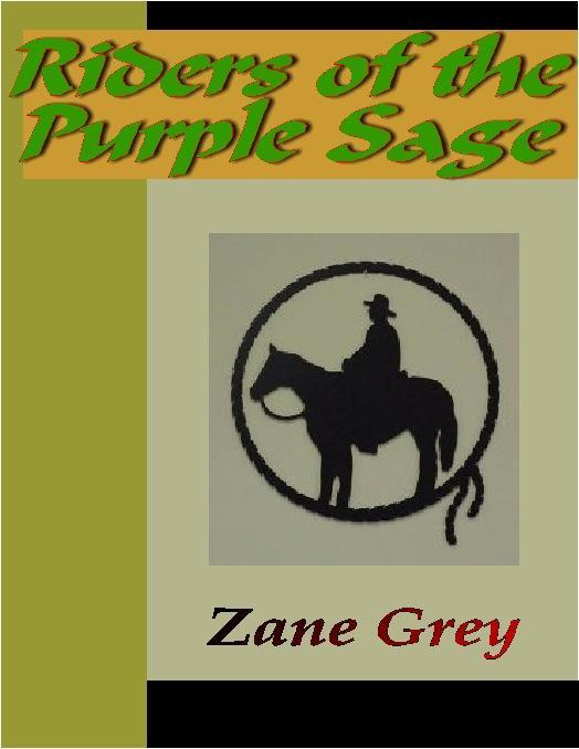 Riders of the Purple Sage EB9785551334774