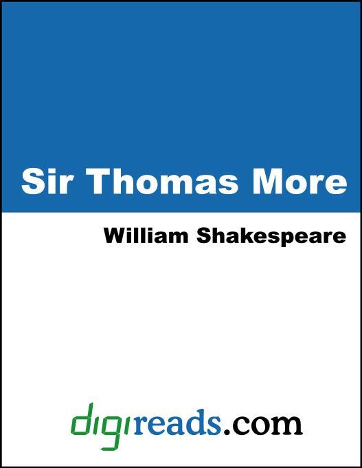 Sir Thomas More EB9785551354642