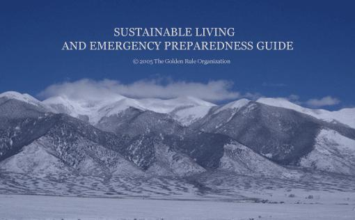 Sustainable Living and Emergency Preparedness Guide EB9785551728436