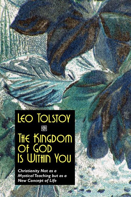 THE KINGDOM OF GOD IS WITHIN YOU EB9785551538646
