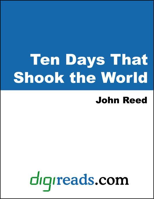 Ten Days That Shook the World EB9785551316558