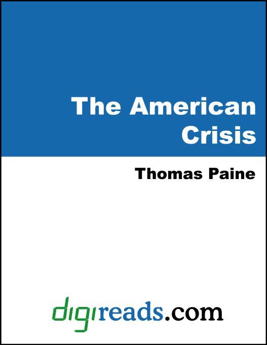 The American Crisis EB9785551382386