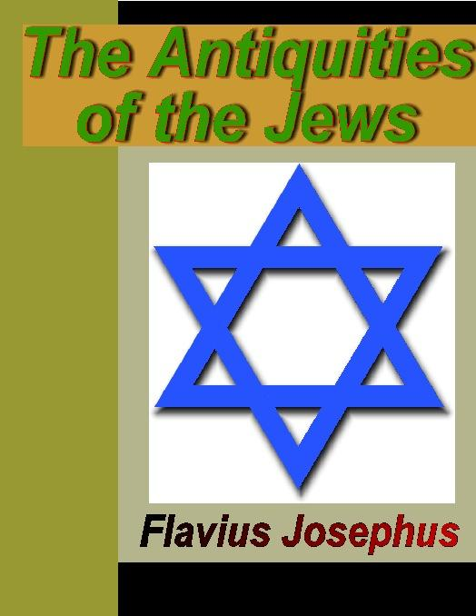 The Antiquities of the Jews EB9785551298908