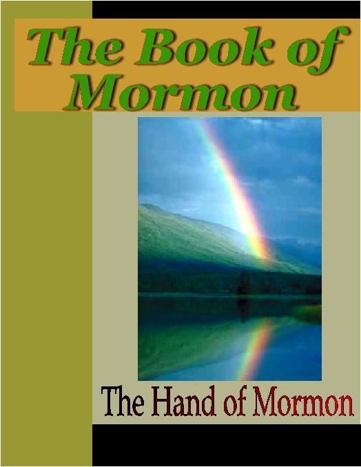 The Book of Mormon EB9785551296584