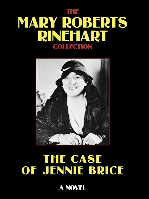 The Case of Jennie Brice EB9785551581208