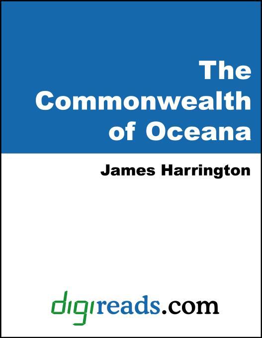 The Commonwealth of Oceana EB9785551331513