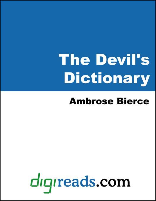The Devil's Dictionary EB9785551312079